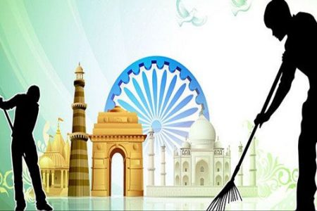 Swacch Bharat Mission Essay in hindi |स्वच्छ भारत अभियान -