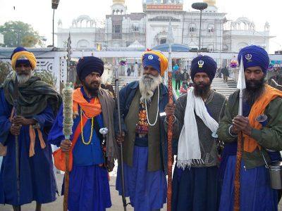 nihang sikh in hindi