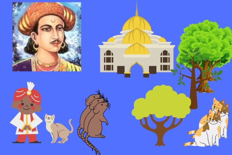 Tenali Rama Stories In Hindi Cat Story In Hindi