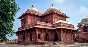 File:Birbal's house at Fatehpur Sikri.jpg - Wikimedia Commons
